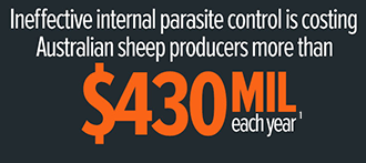 Internal parasites